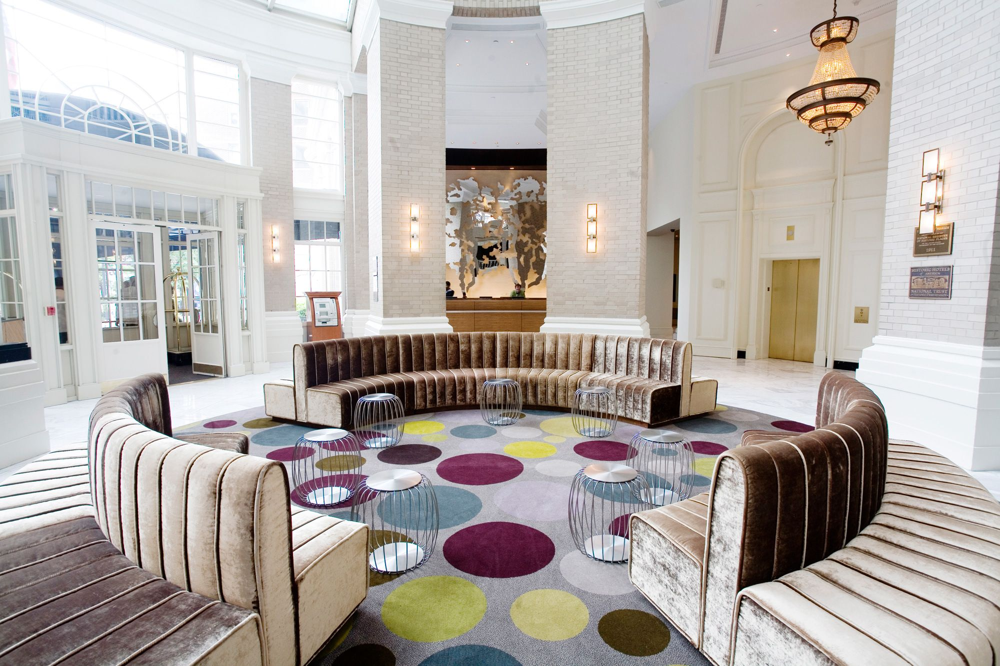 Hotel lobby furniture modern vintage Google Search