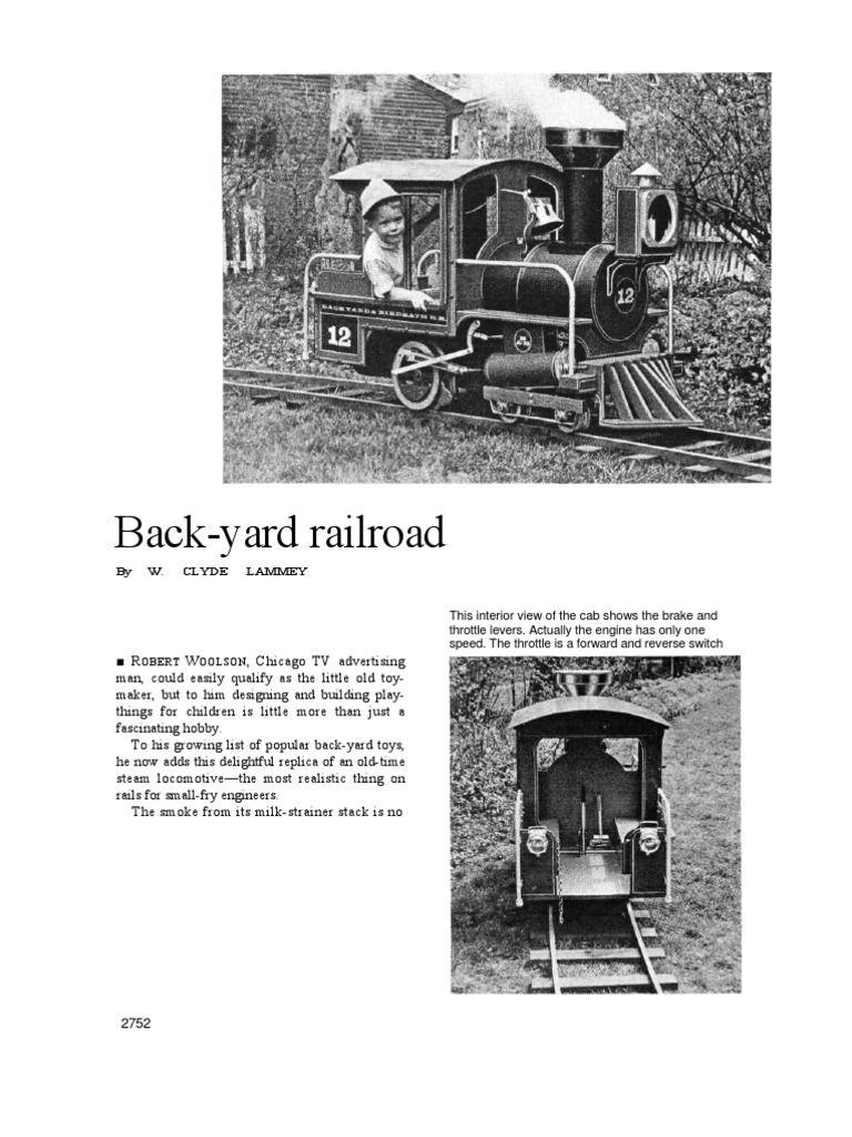 Old Town Train Playset Plan Playset Plans Backyard Playset Play Houses