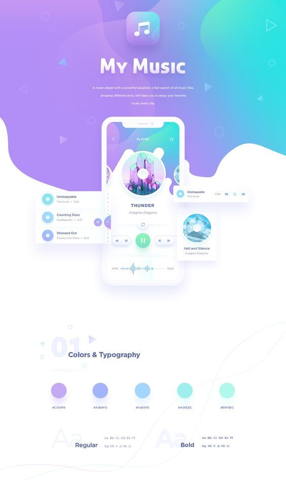 website template design psd to html