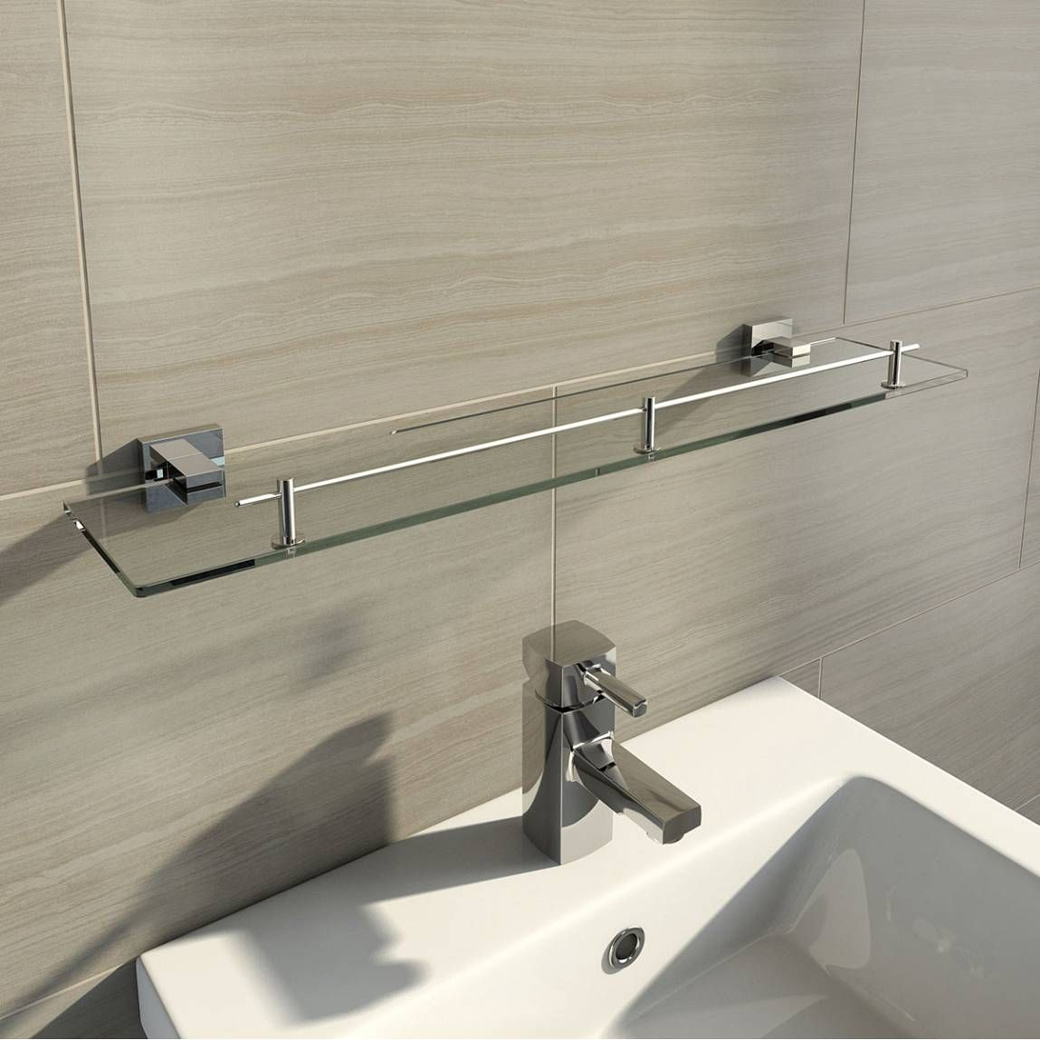 Bathroom Accessories Victoria Plumb cubik glass shelf - victoria plumb | bathrooms | pinterest | glass