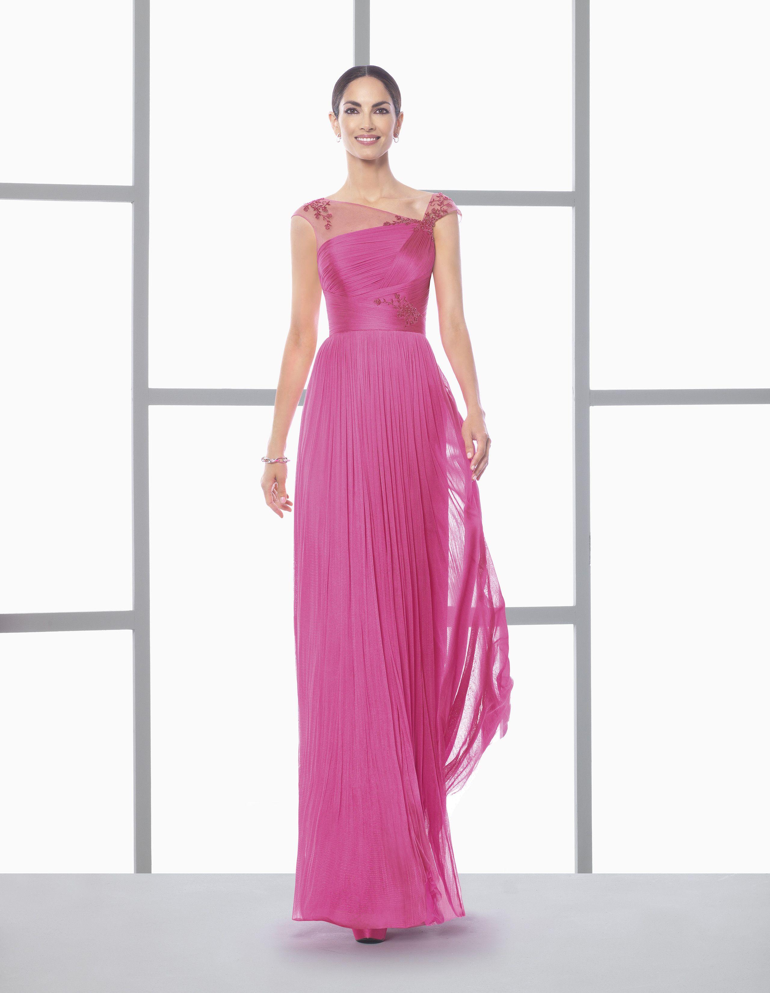 Rosa Clará Colección Fiesta 2017 | vestidos boda | Pinterest | Rosa ...