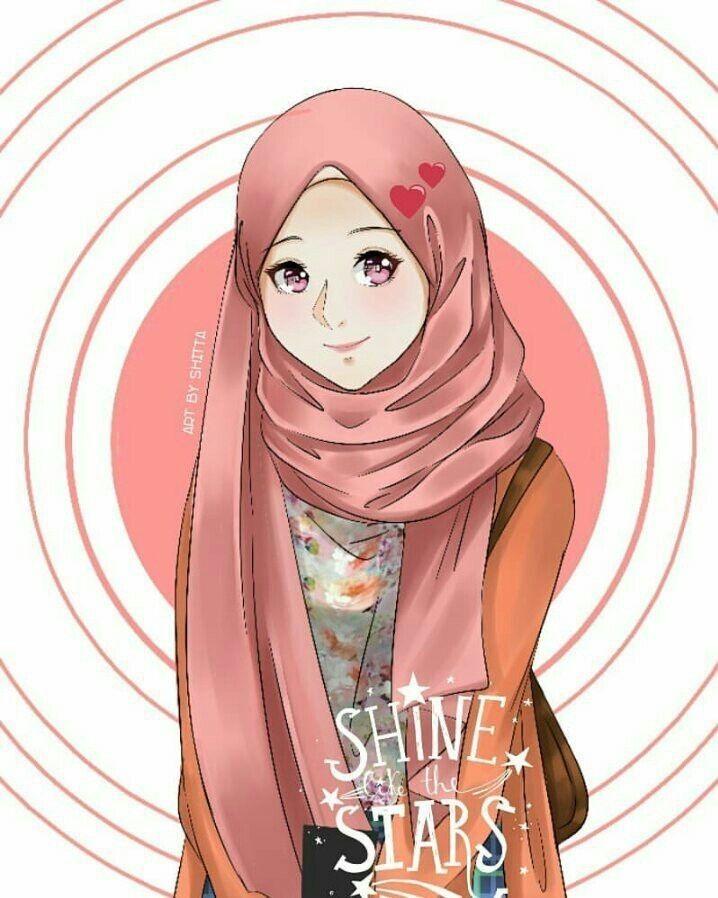 Hijabers Fanart 2 Di 2020 Lukisan Korea Sejarah Seni Seni Islamis