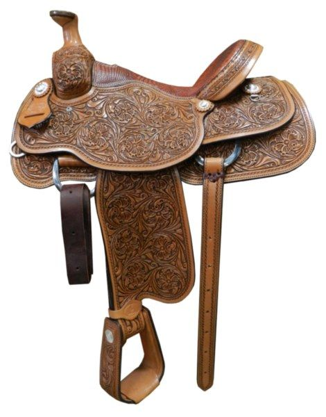 Frontier 10x Saddle