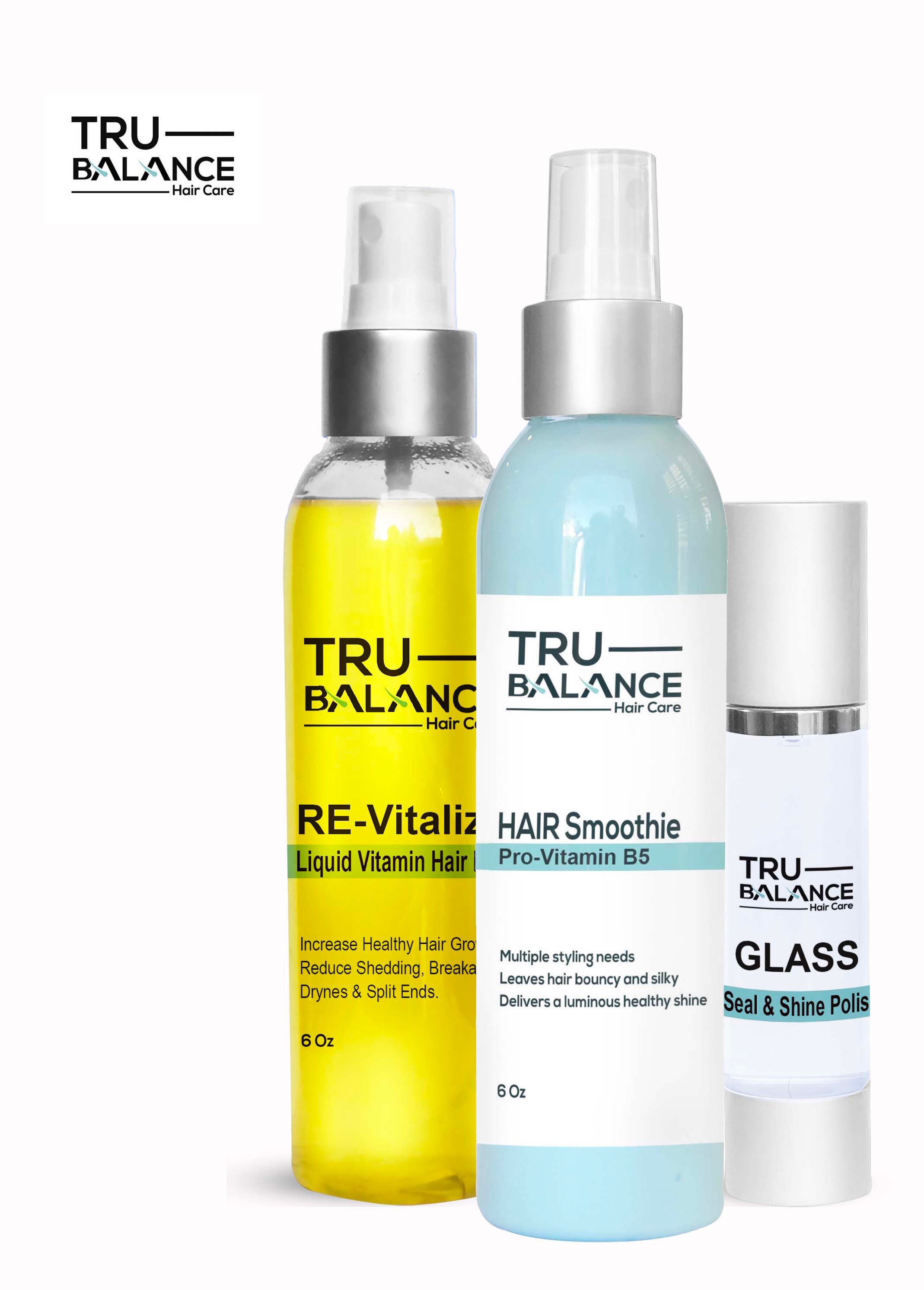 Tru Balance haircare straight system Hair vitamins, Hair
