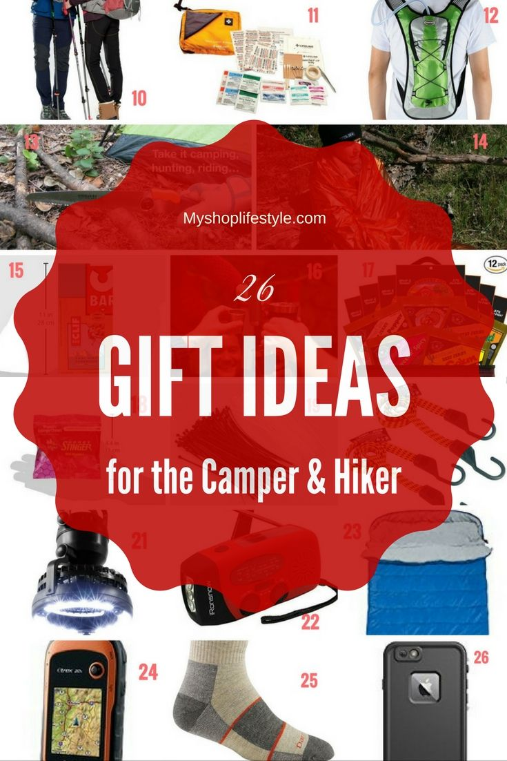 26 Gift Ideas For The Outdoorsman Camper Hiker My Shop Lifestyle Gifts Bar Gifts Holiday Gifts