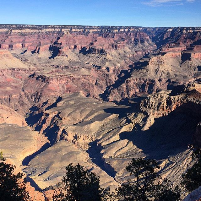 unforgettable scenery #GrandCanyon #Motherpoint #SouthRim #Arizona #그랜드캐년 #아리조나 by jjj__1004