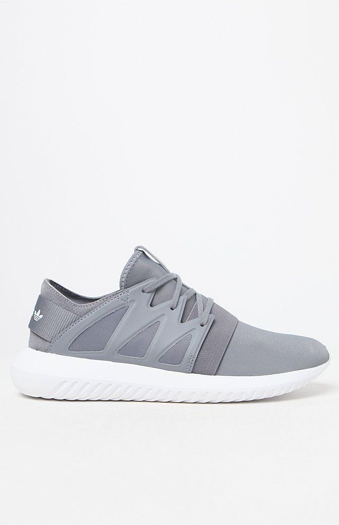 more photos 202e2 1f8e0 Women s Tubular Viral Gray Sneakers