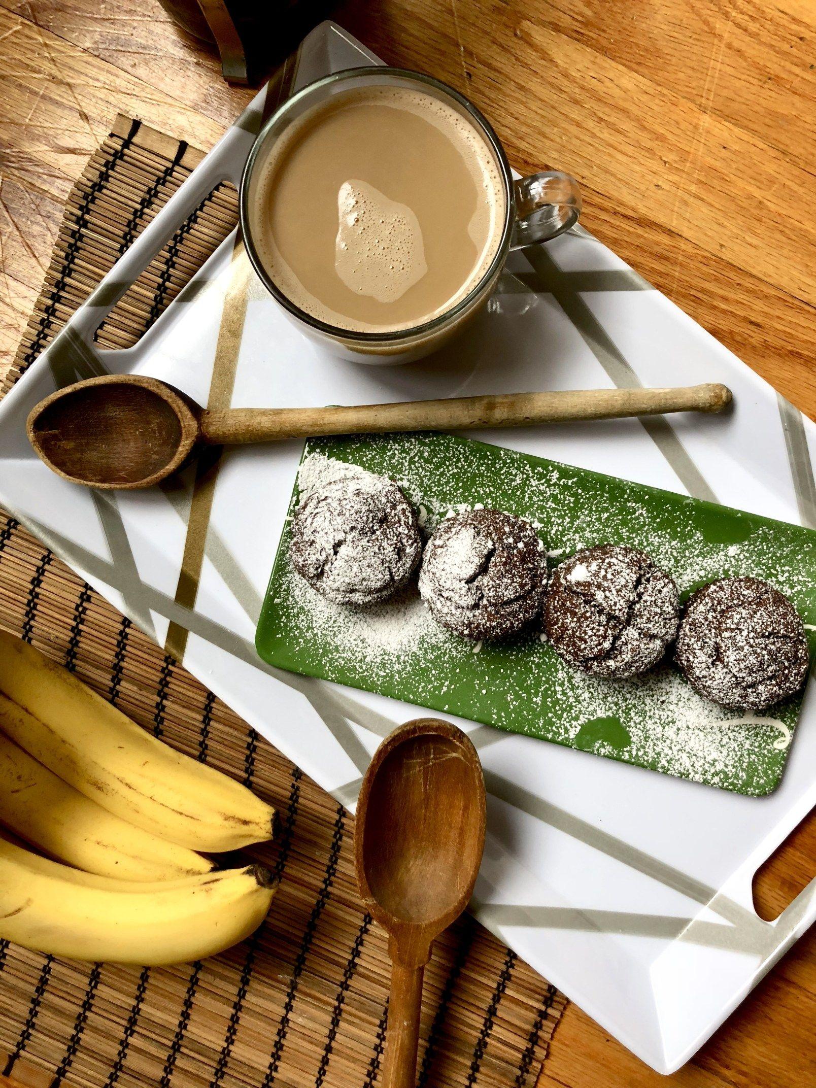 Healthy Vegan Wakeup Muffins