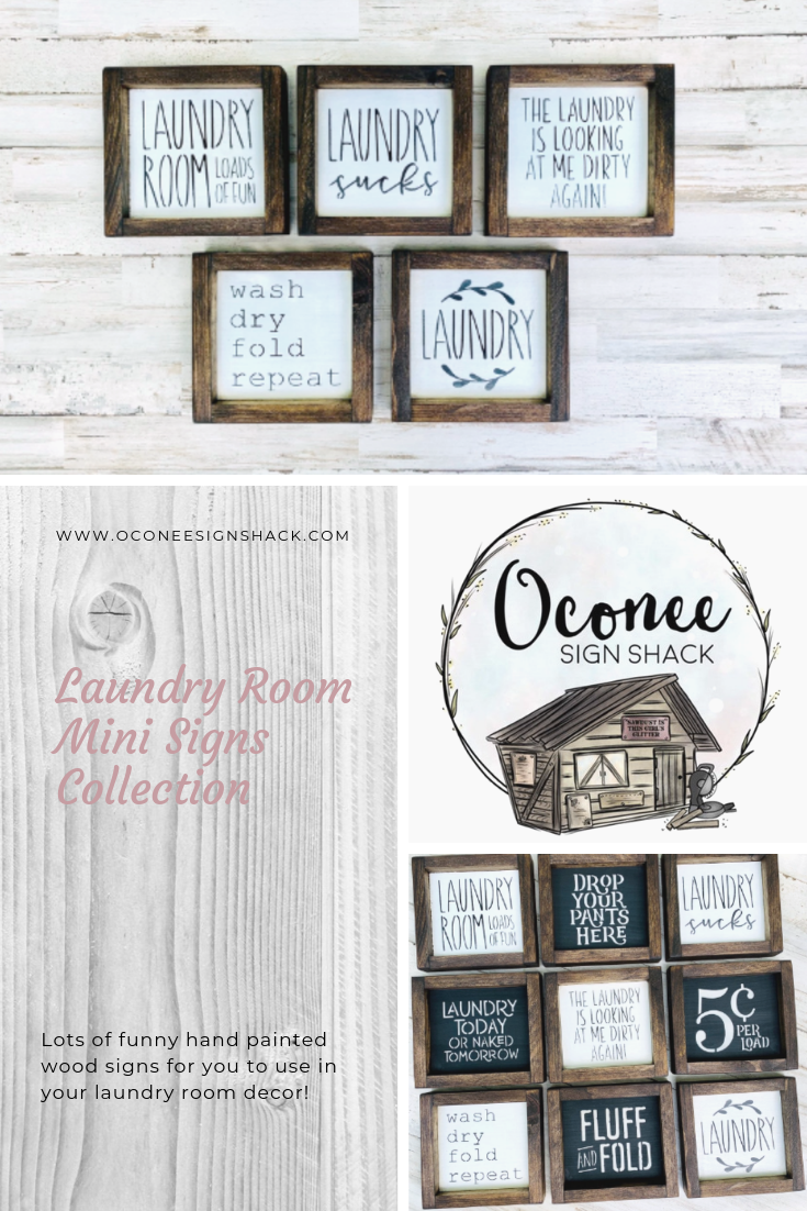 Laundry Room Sign Collection Funny Laundry Signs Laundry Room Wall Decor Laundry Shelf Decor Gift For Mom Wall Decor Laundry Laundry Signs Laundry Room Wall Decor