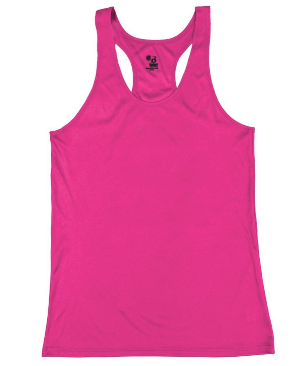 be485092169 B-Core Girls Racerback Tank