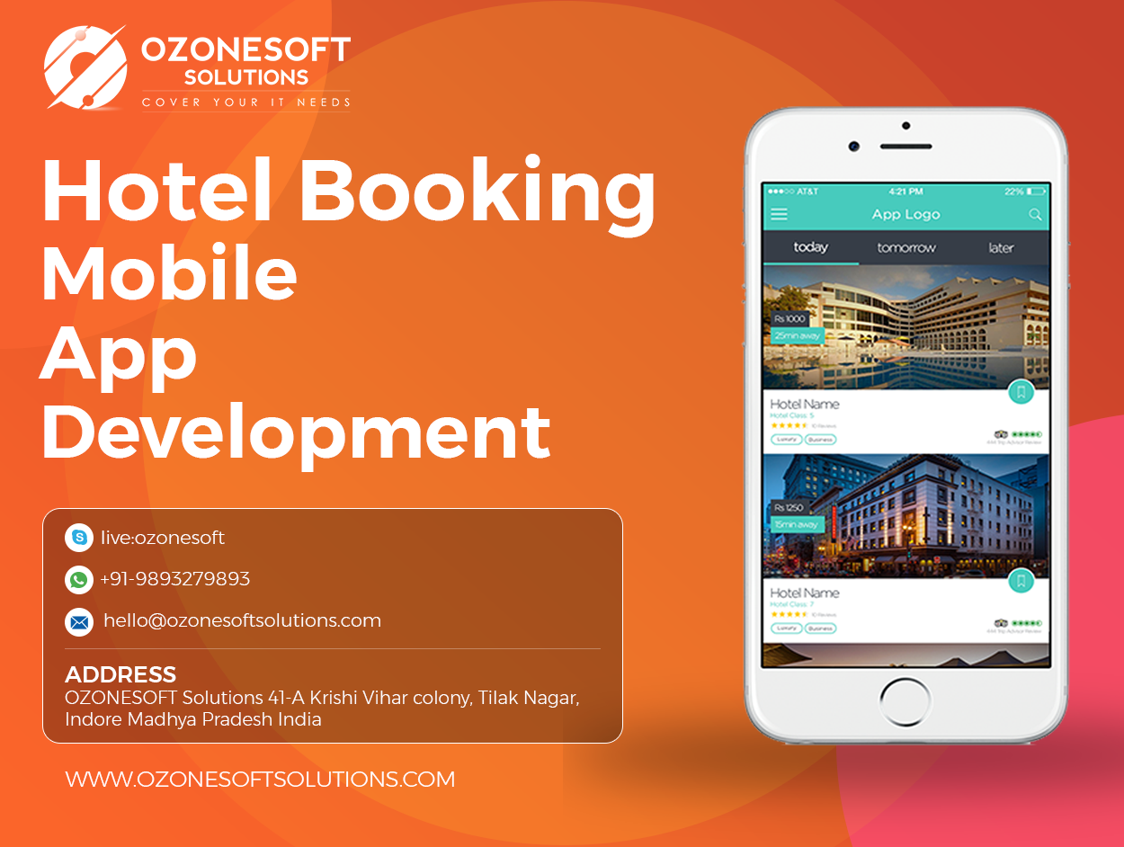 Ozonesoftsolutions Offers The Customization Of Oyo Trivago