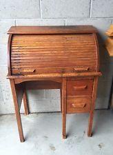 Paris Mfg Antiques Ebay Roll Top Desk Sales Desk Decor