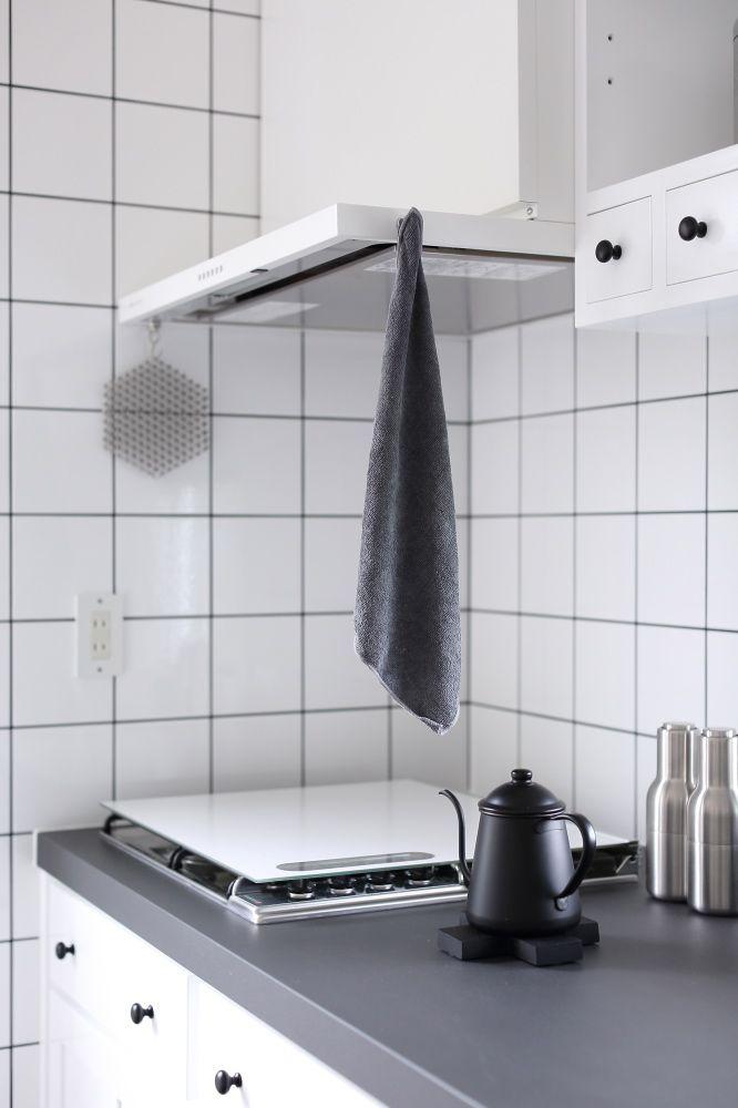 キッチンのインテリア ひよりごと 楽天ブログ インテリア キッチン 片付け収納