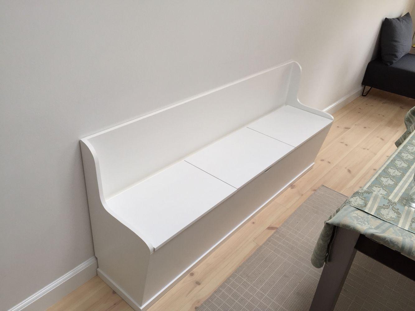 Vamdrup Storage Bench Furniture Home Decor