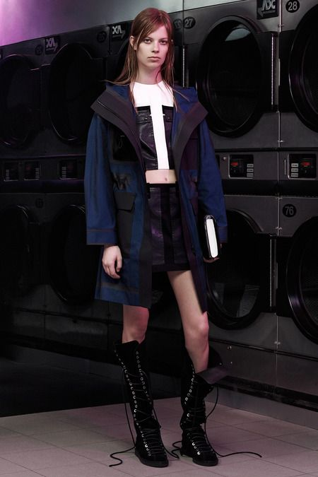 Alexander Wang   Resort 2015 Collection   Style.com
