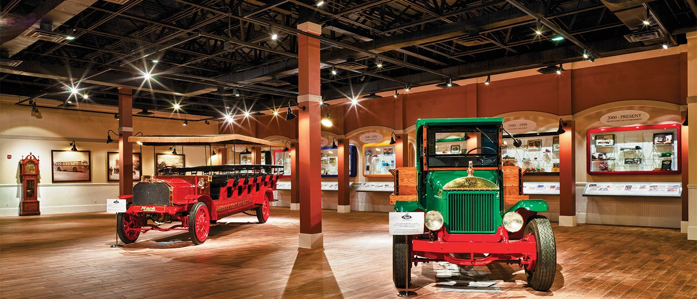 Mack Truck Museum, Allentown, PA | Been there, Done that | Pinterest ...