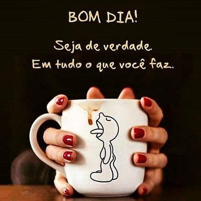 Bom dia!!!!!!!!