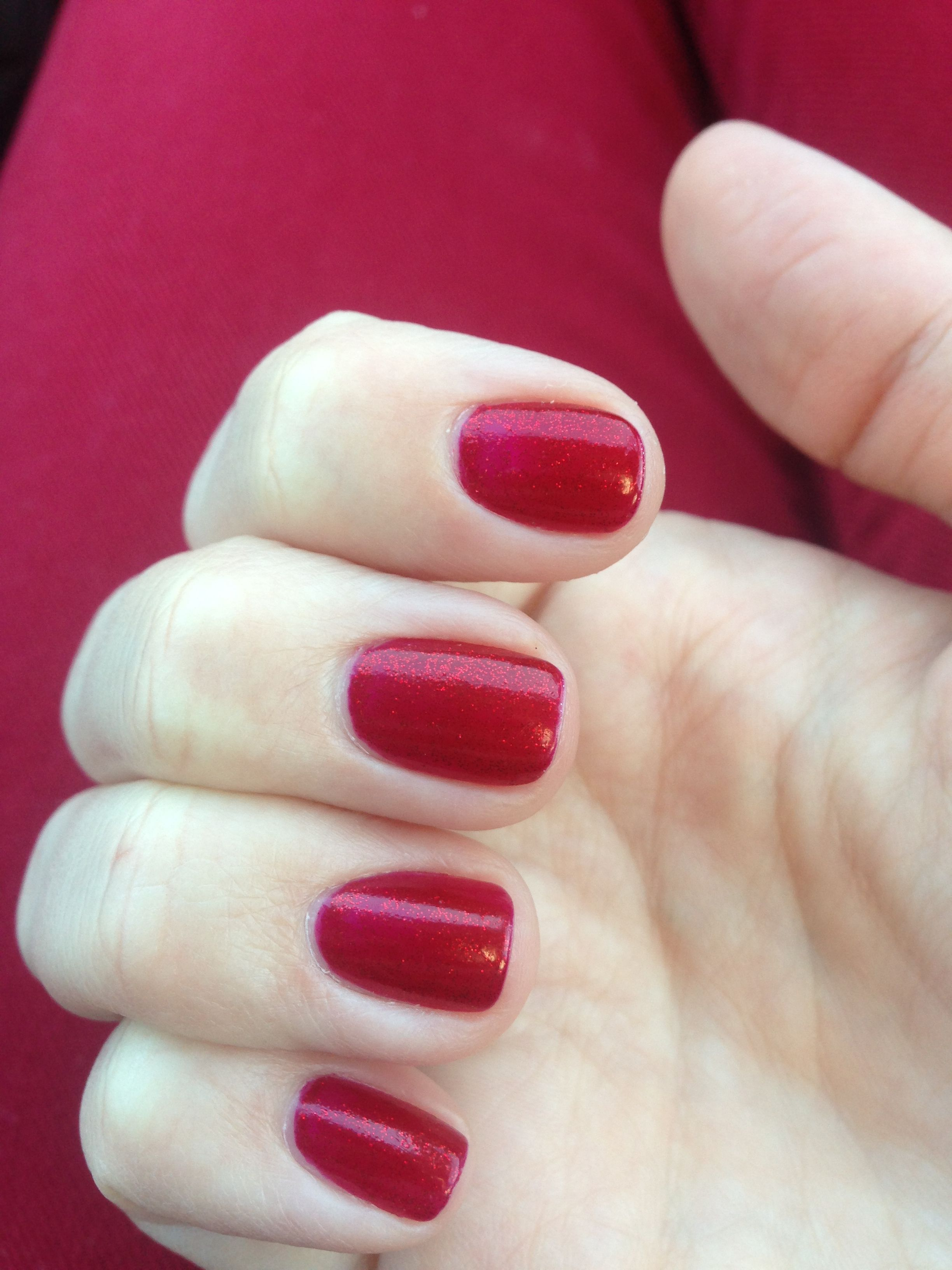 Ruby Red Slippers by OPI