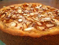 Apricot Cake with Almond Filling - Aprikosenkuchen Recipe