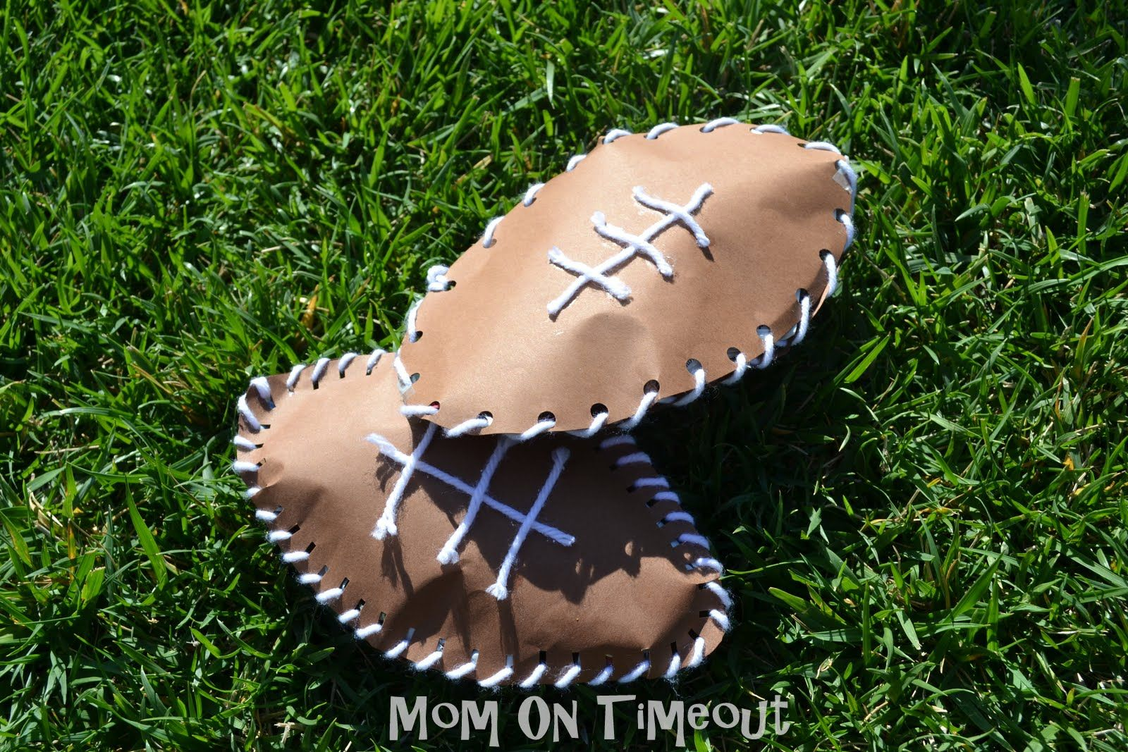 football crafts for kids - Yahoo Search Results