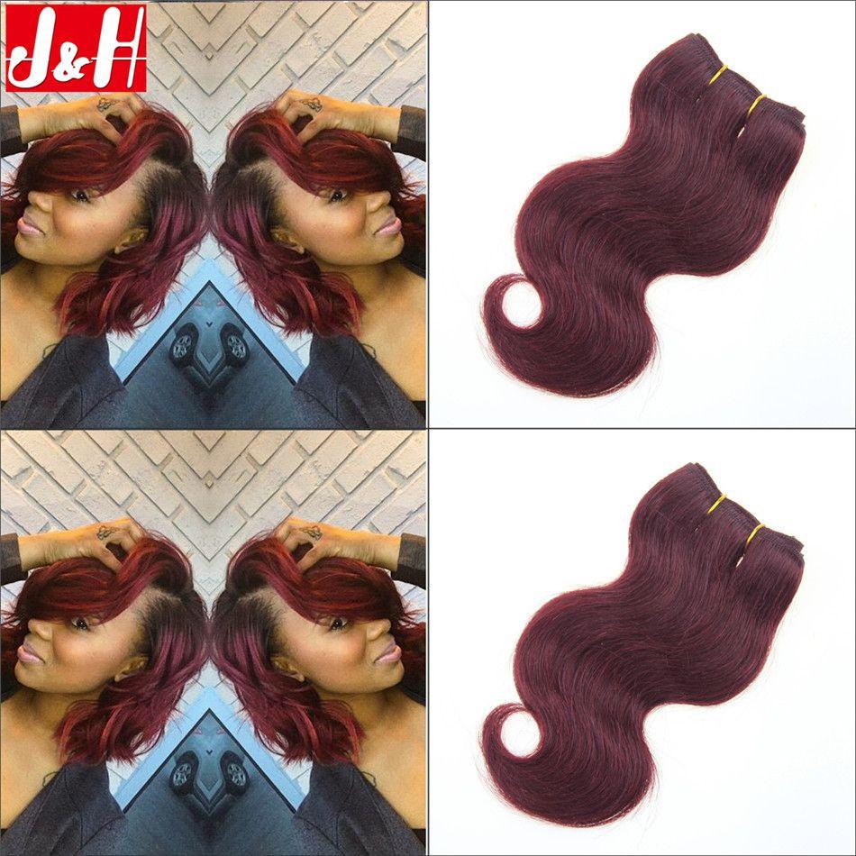 6pcs 300g full head 2016 trendy bob hairstyles 8inch short hair