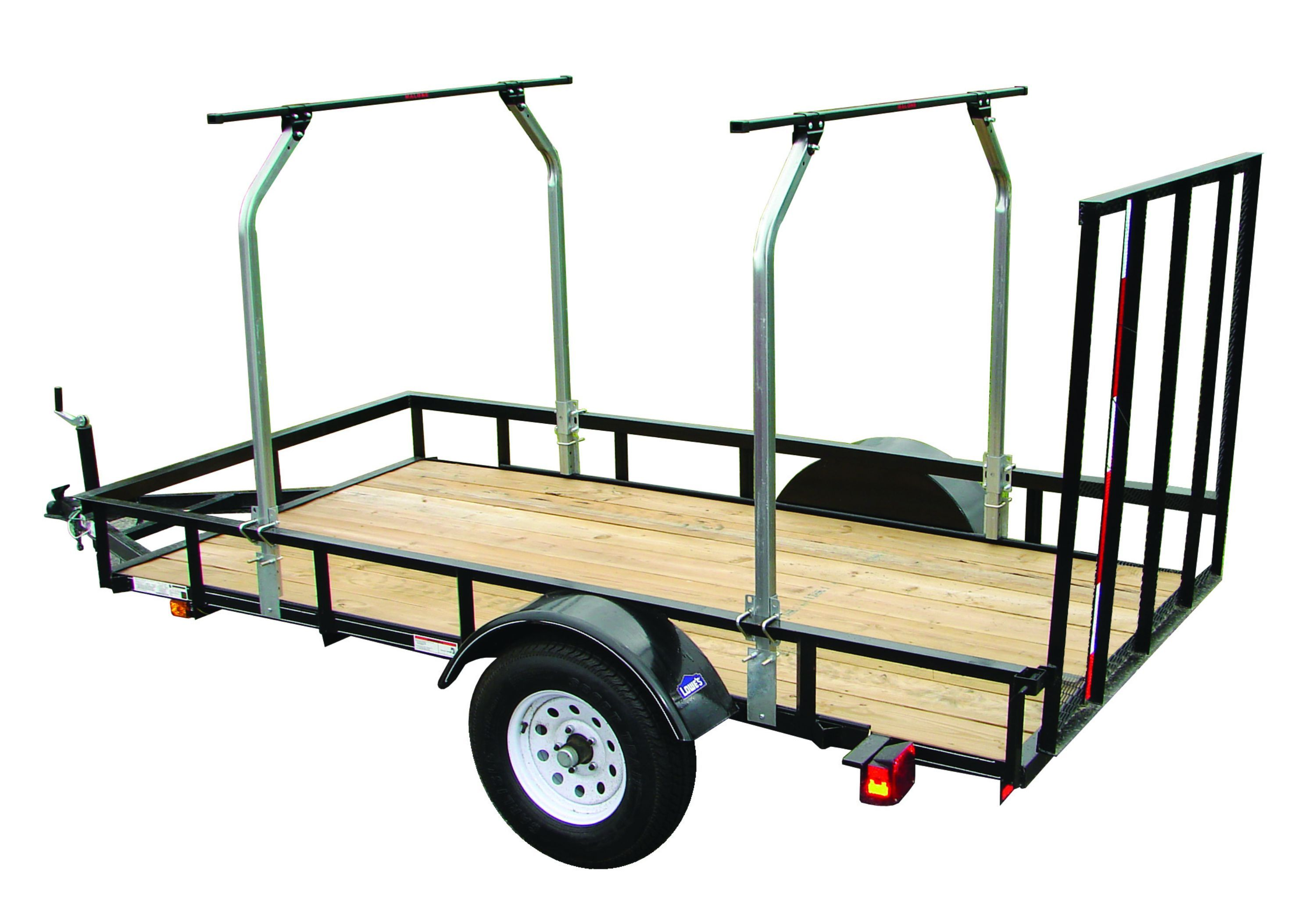 TopTier™ Utility Trailer Cross Bar System (With images