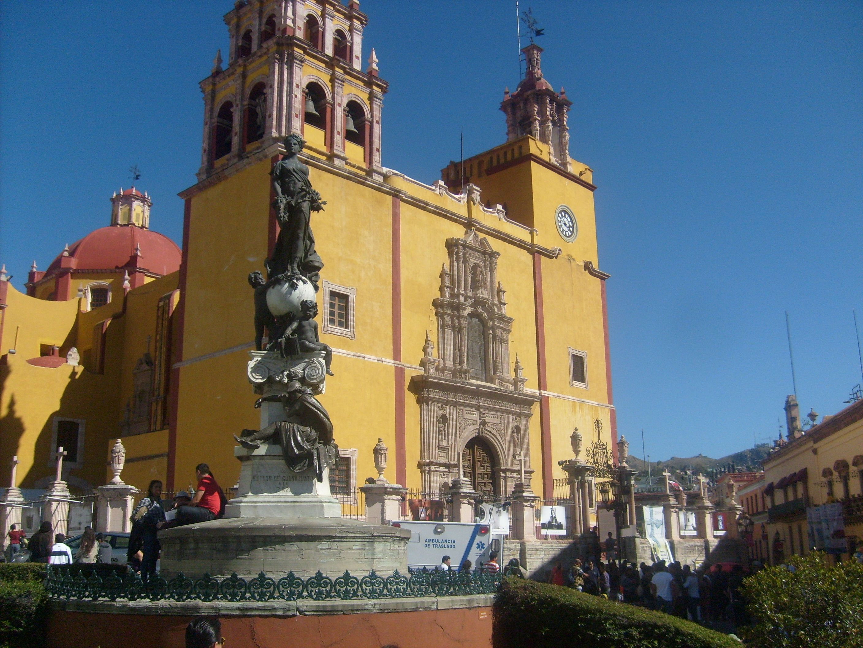 Guanajuato Plaza de la Paz