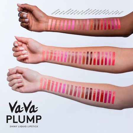 Va-Va-PLUMP Shiny Liquid Lipstick by Buxom #21