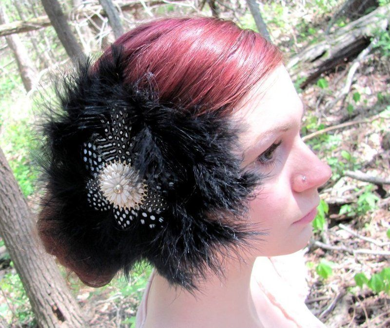 How To Make A Hair Fascinator : Image 1 of 14