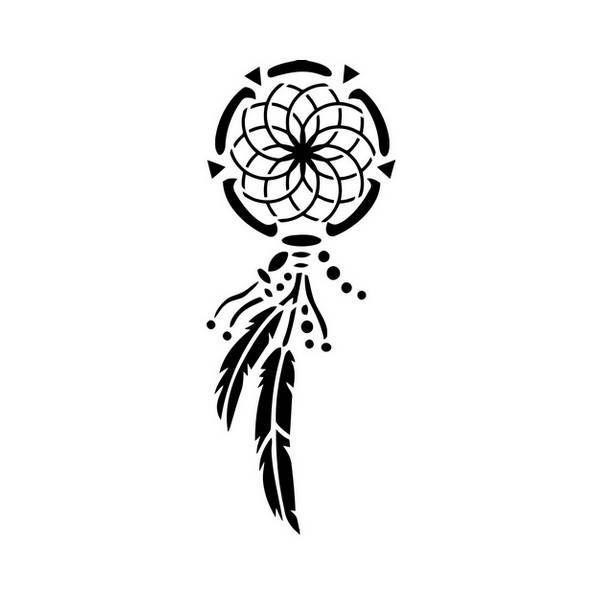 Pochoirs Et Encres Symboles Pochoir Attrape R Ve Tatoo Pinterest Recherche