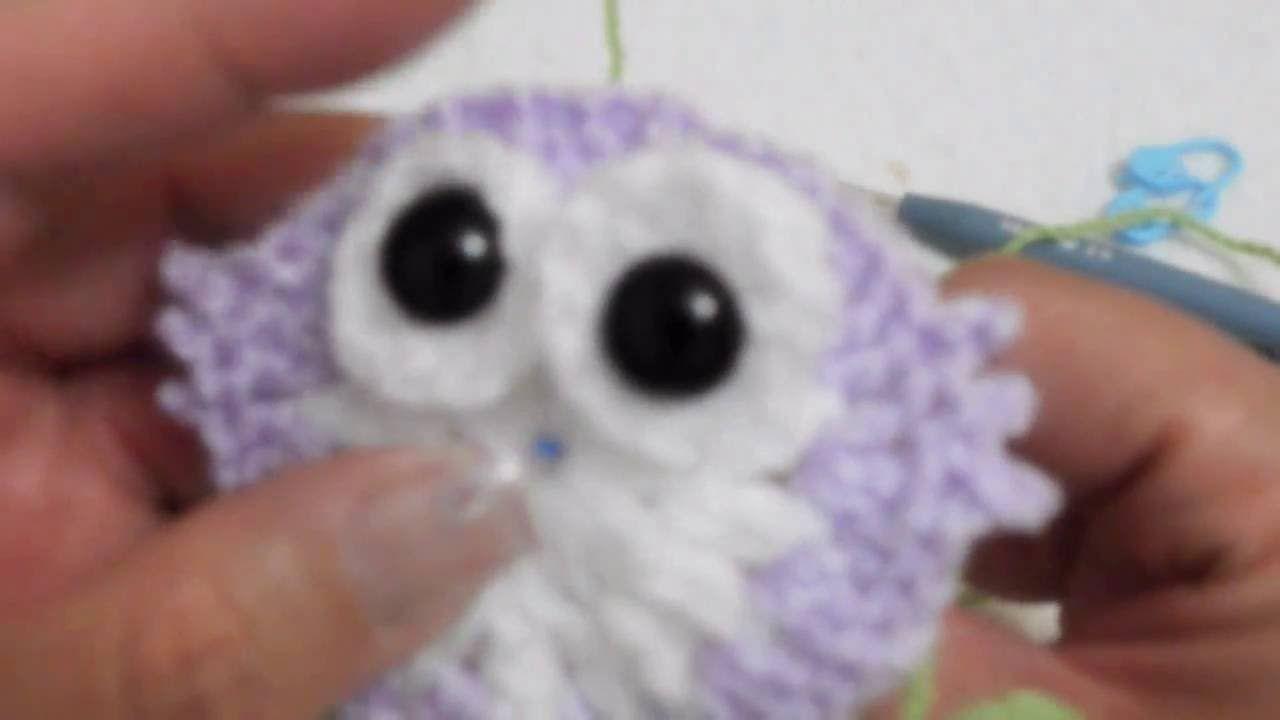 Buhos Amigurumi a crochet  DIESTRO