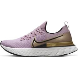 Photo of Nike React Infinity Run Flyknit Women's Running Shoe – Purple Nike