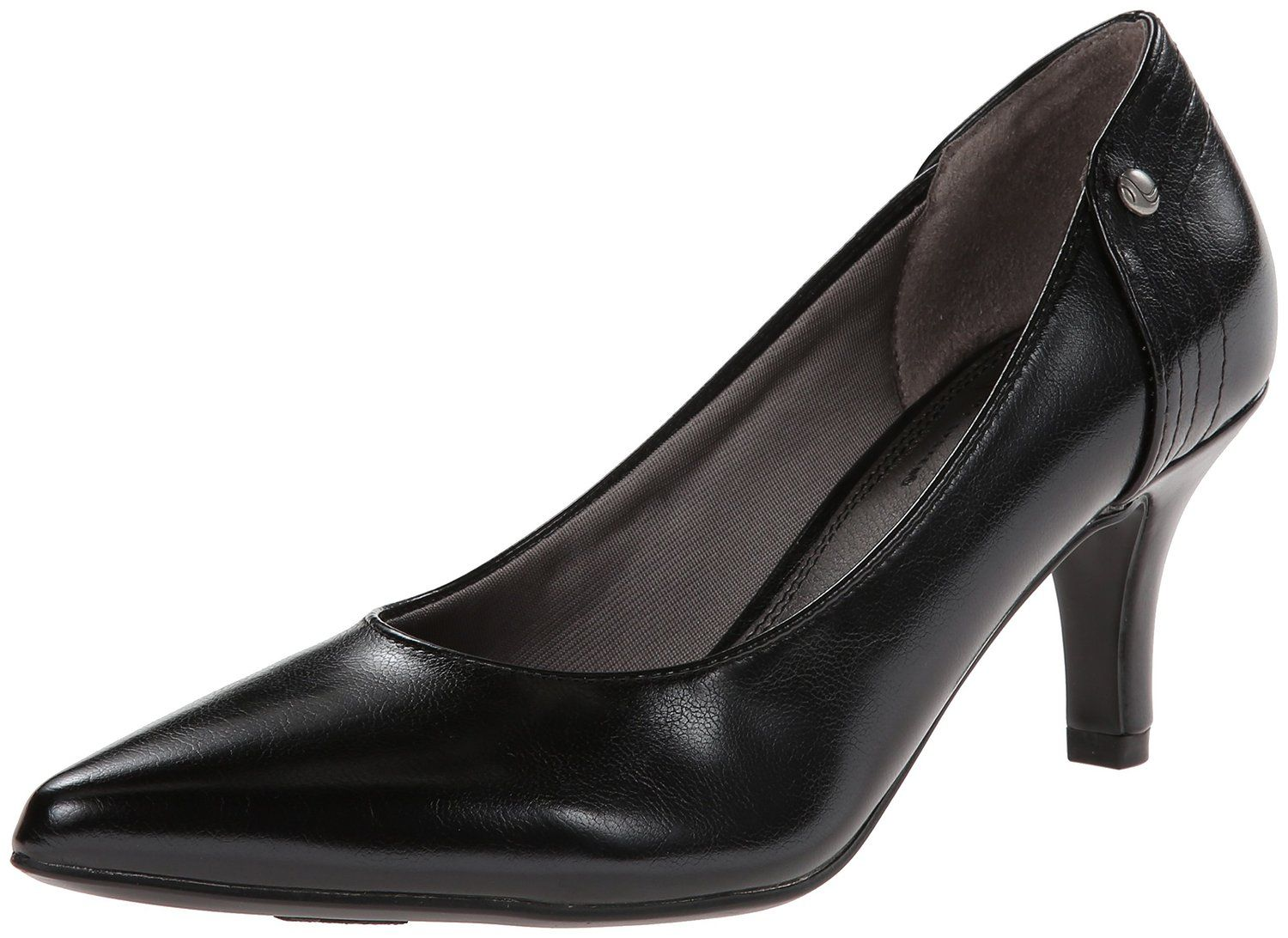 641c9f9d42 Amazon.com: LifeStride Women's Star Dress Pump: Shoes - literally the first  tapered-heel pumps I've ever bought, because for whatever reason, ...