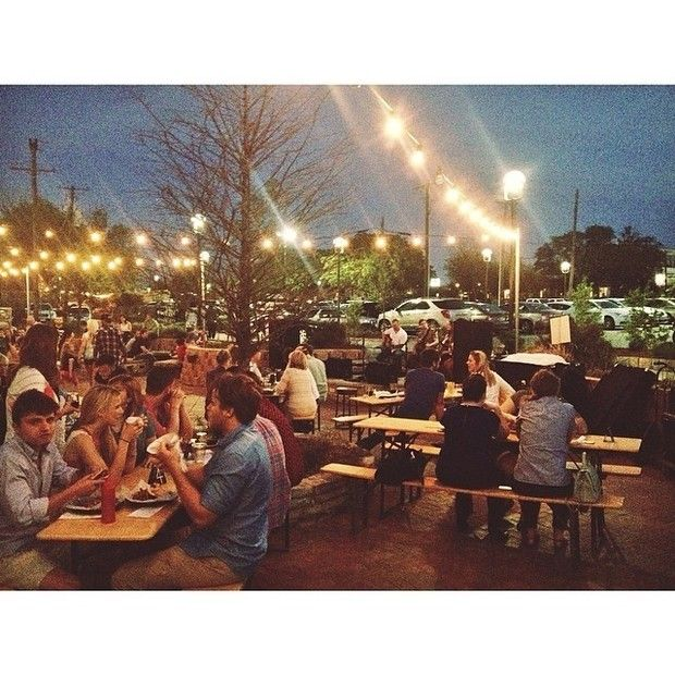 Best Patios In DFW