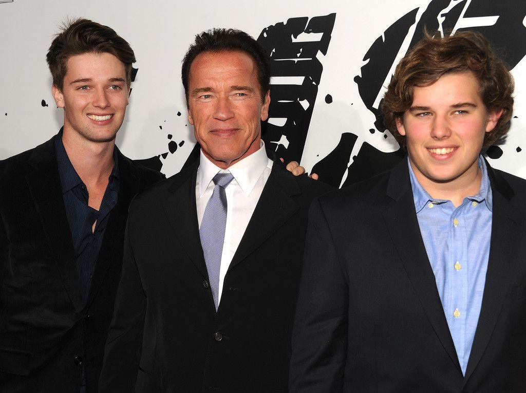 Christopher Schwarzenegger Patrick Schwarzenegger Photostream Patrick Schwarzenegger Christopher Schwarzenegger Arnold Schwarzenegger