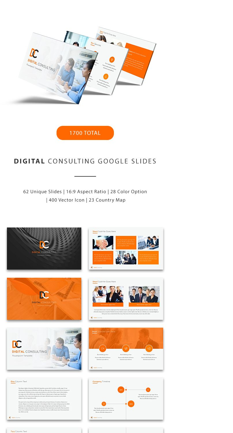 check out my behance project digital consulting google slides