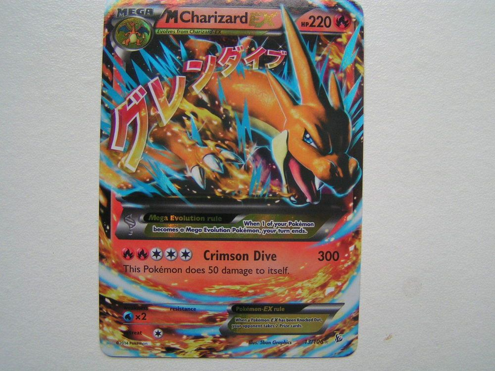 Charizard Pokemon Card Coloring Pages