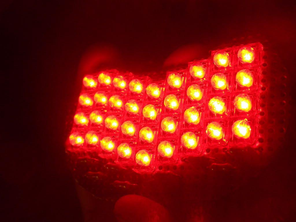 Diy Led Tail Lights Led Tail Lights Diy Car Projects Led Diy
