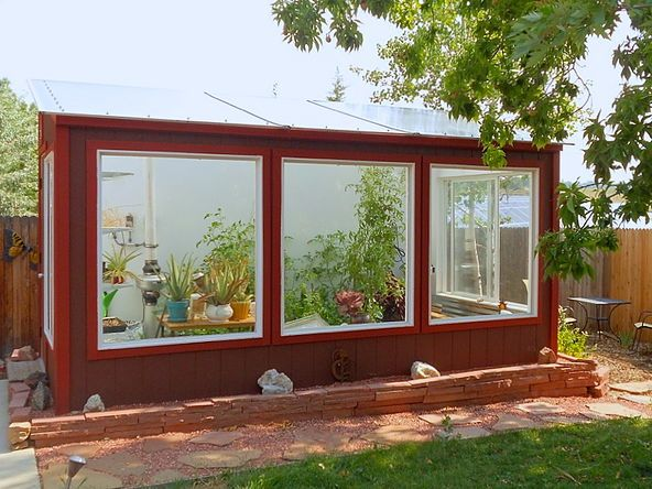 energy efficient solar greenhouses the chicken coop greenhouse combo - Chicken Co Op Plans And Greenhouse