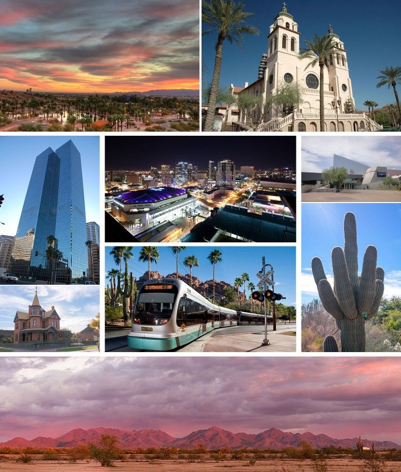 , Phoenix is the U.S. State Capital City of Arizona, United States., My Travels Blog 2020, My Travels Blog 2020