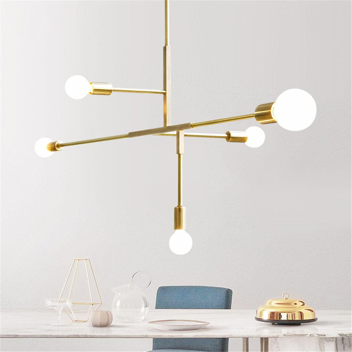 Home Industrial Pendant Lights Chandelier Pendant Lights Metal