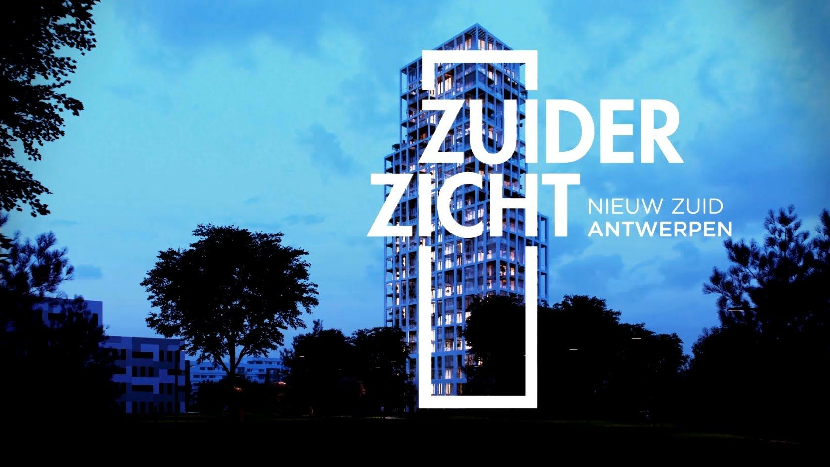 evr-Architecten Zuiderzicht (South View) opens the door to a different way of living. Sustainable, green, human - In the middle of the city of Antwerpen and surrounded by na...
