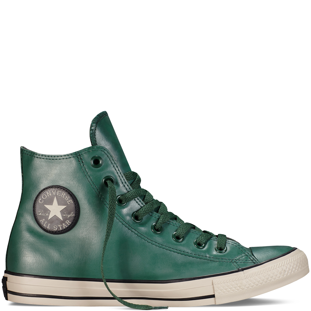 Stay warm, dry, and in your Chucks with the All Star Rubber Hi