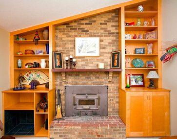 Jdbg Custom Built Ins Built In Tv Cabinet Living Room Update Built Ins