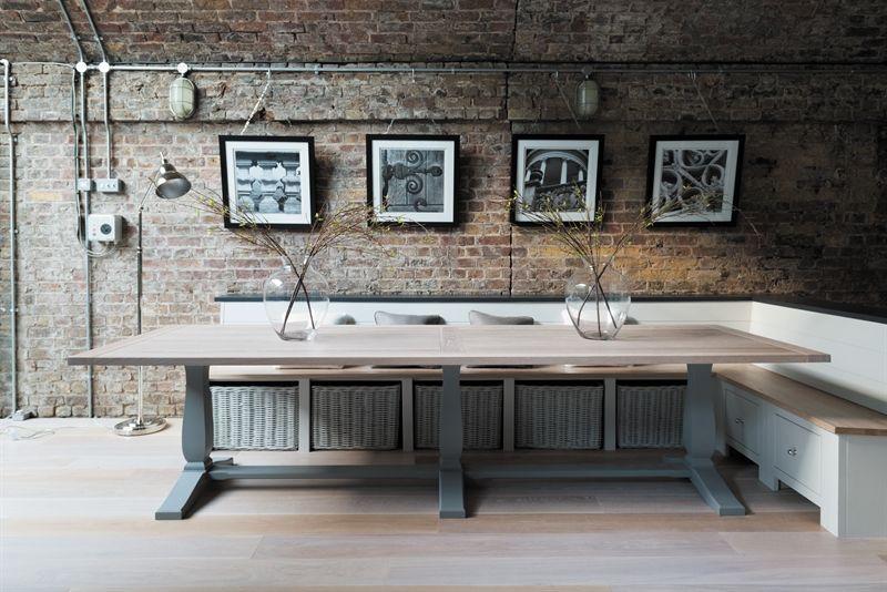 Neptune Dining Tables Harrogate 310cm Rectangular Table
