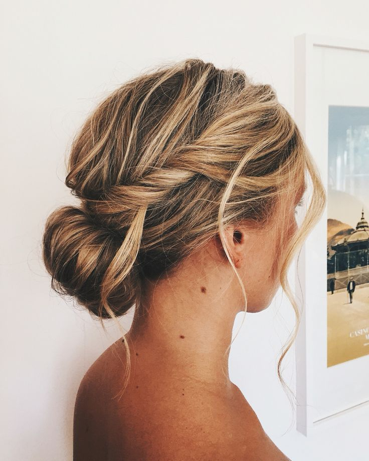 Twisted Formal Updo Style For Weddings Formal Prom New Site In 2020 Hair Up Styles Thick Hair Styles Hair Styles