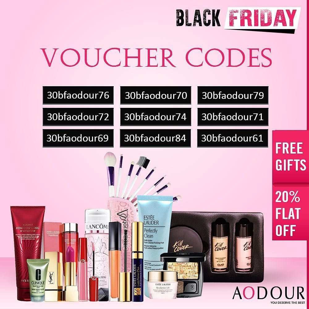 aodourcosmetics Just when we thought this sale is so