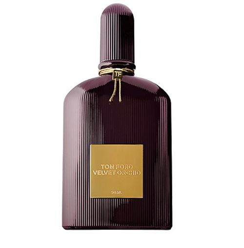 Summer is coming to an end, which means it is time to think about your fall and winter scent. Here is a dark, warm, spicy autumnal fragrance. Tom Ford's new Velvet Orchid perfume ($112) is an oriental floral that evolves the carnal grandeur and seductive power of the iconic Tom Ford black orchid into an uber-feminine fragrance lavished with notes of cool citrus, dramatic petals, honey, and rum. Rich, spicy, and intensely floral, it evokes a warm exotic garden.