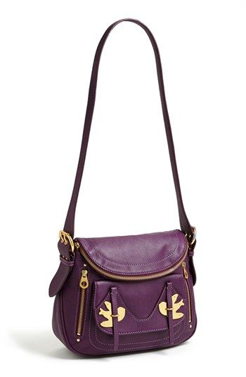 8e84d8dc57c4 MARC BY MARC JACOBS  Petal to the Metal - Natasha  Flap Crossbody Bag  available at  Nordstrom