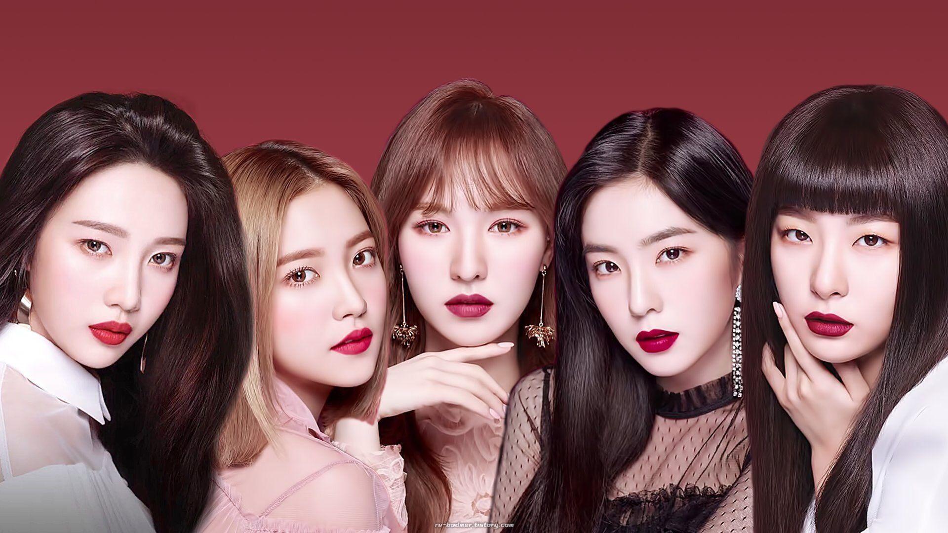 Laptop Red Velvet Wallpaper Hd - osakayuku.com